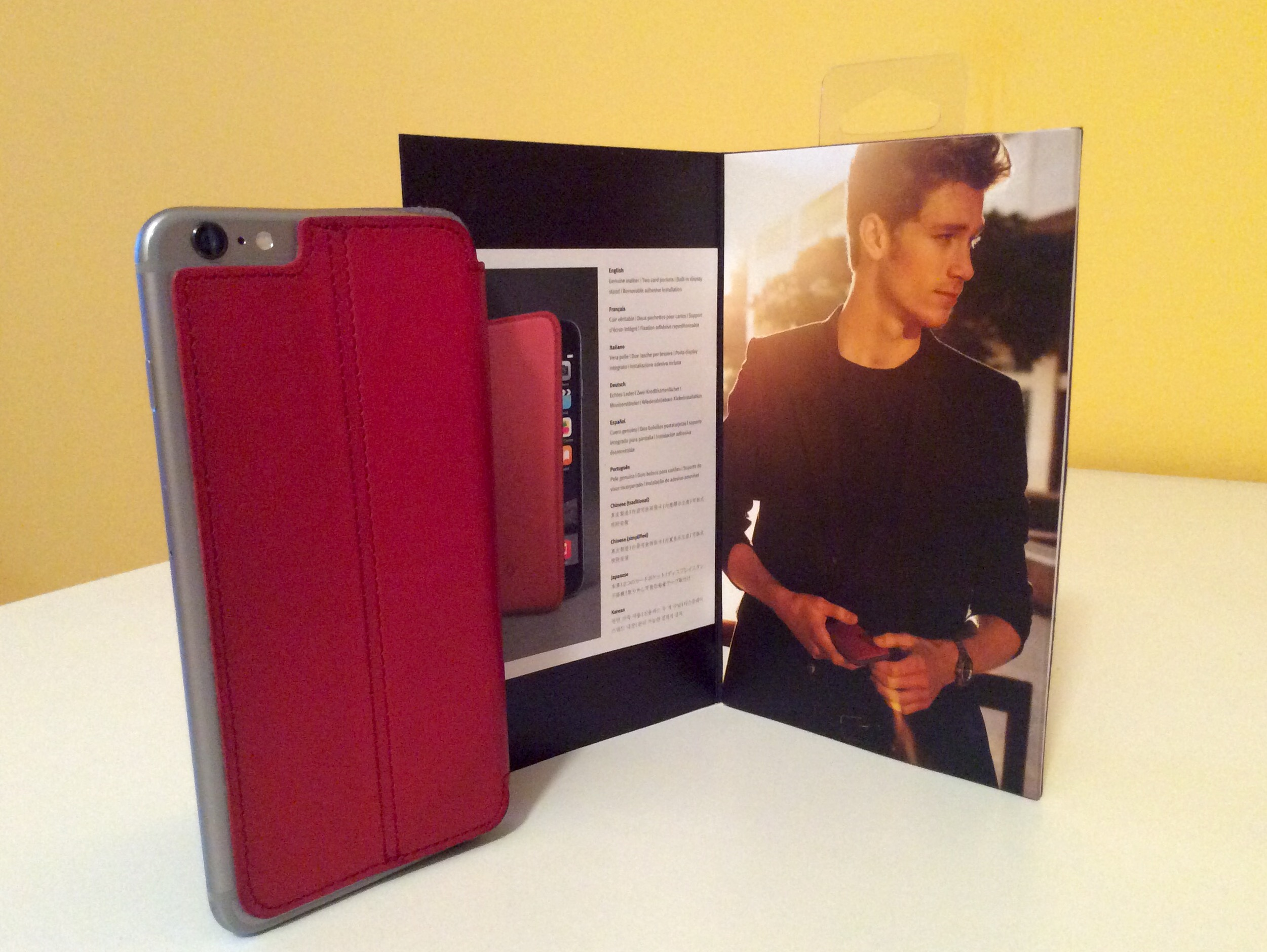 Twelve South SurfacePad for iPhone 6 Plus picture 00017