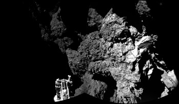 Rosetta blog: Waiting patiently for Philae