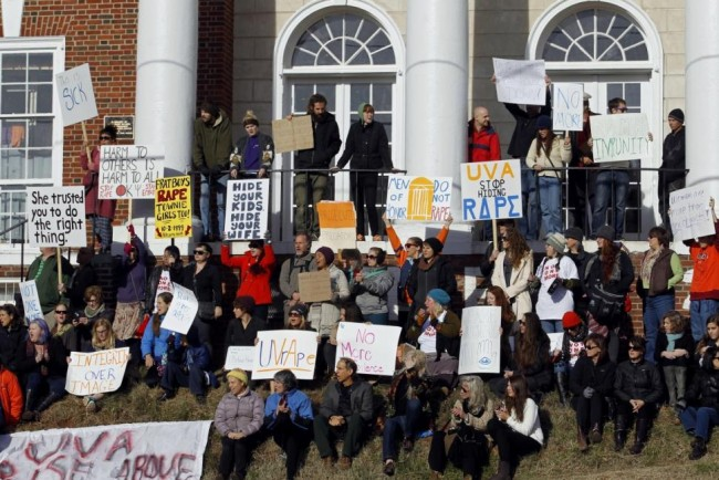 UVA Gang Rape Case Lacks Sufficient Evidence