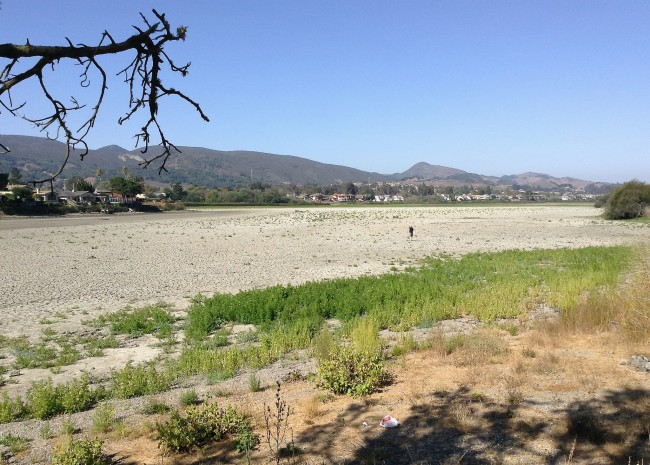 How California's Constant Drought Will Affect a World
