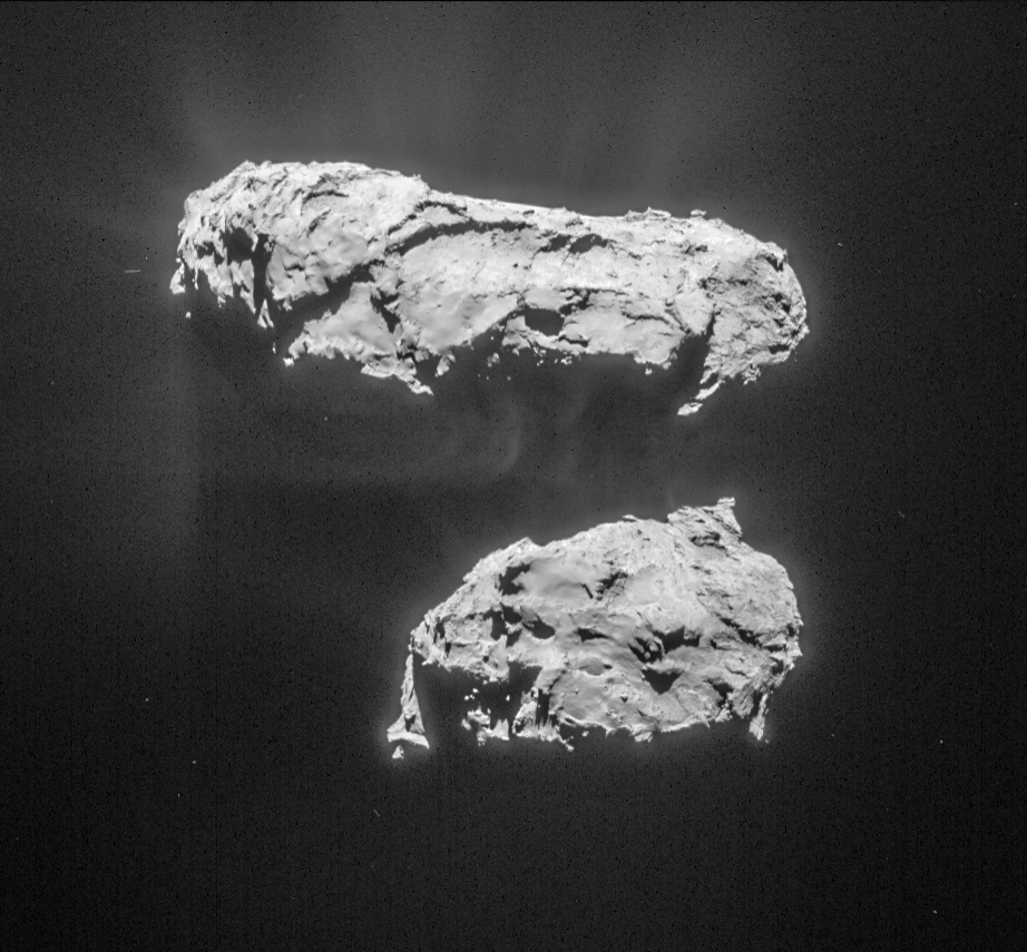 Rosetta blog: CometWatch 14 Mar – 6 hours later