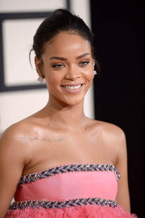 Rihanna To Become The First Black Model For Dior Campaign
