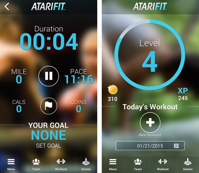 Atari releases aptness app that rewards your swell with games