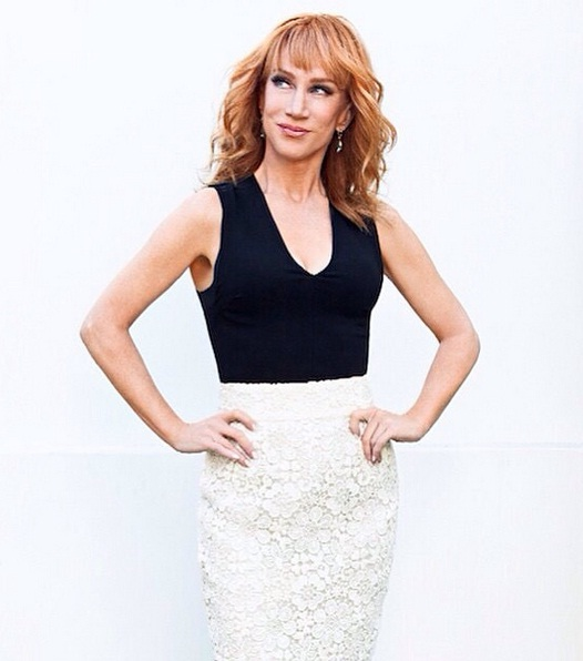 "Kathy Griffin Officially Quits ""Fashion Police"""