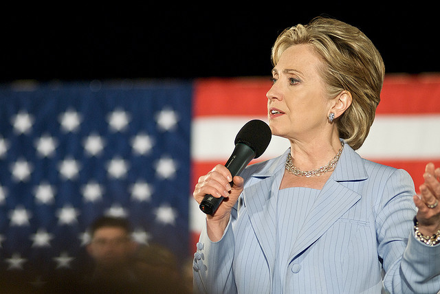 Hilary Clinton Is Not the Answer for 2016