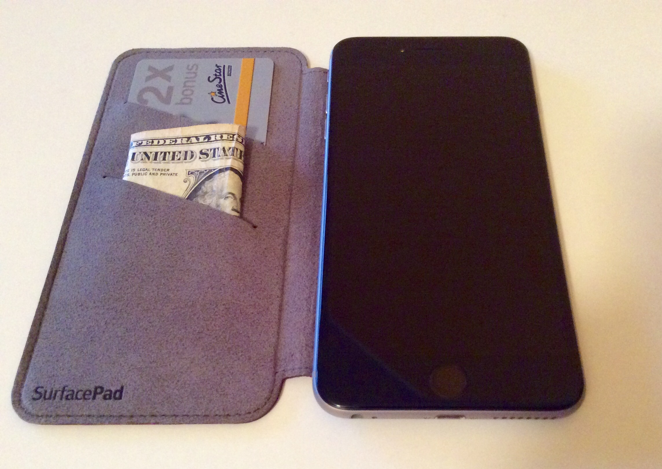 Twelve South SurfacePad for iPhone 6 Plus picture 00016