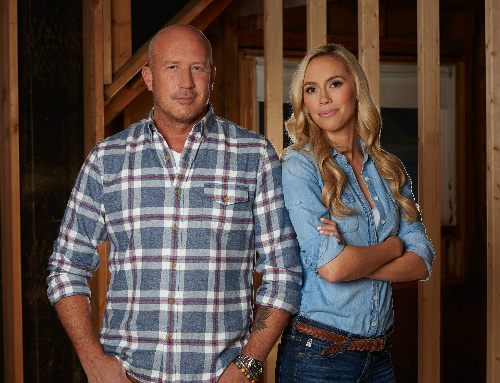 """Home Experts Mia Parres and Rob Evans Chat About HGTV's """"The Expandables"""""""