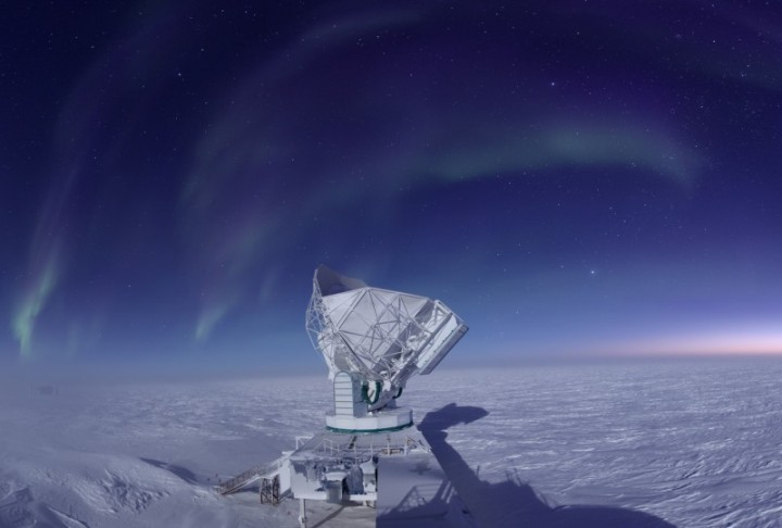 Expanding a vast hunt during a South Pole