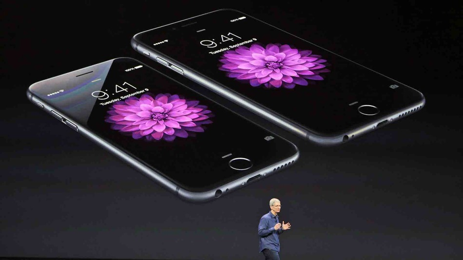WSJ: Next iPhone to get Force Touch, specifying between light and low taps