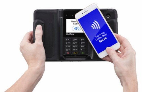 Verifone announces new indicate of sale hardware that could give Apple Pay large boost