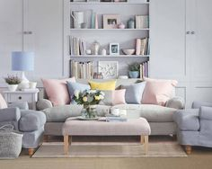 Spring Into The New Year With Gorgeous Pastel Home Decor