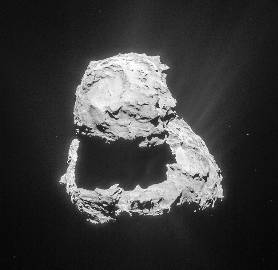 Rosetta blog: CometWatch 18 March