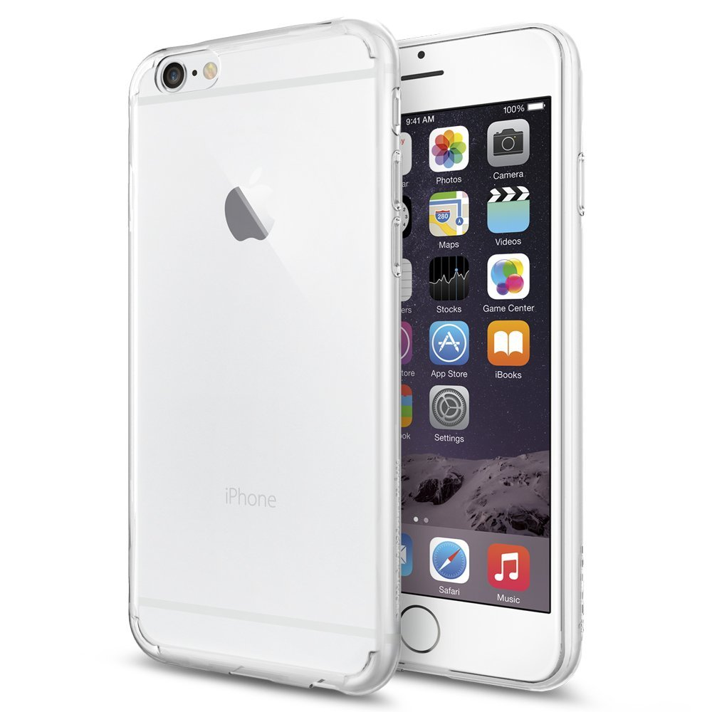 Spigen's Air Skin Soft is an ultrathin box for iPhone 6
