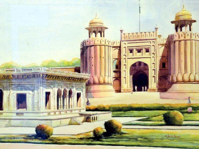 Colours of Punjab: Bringing out informative heritage