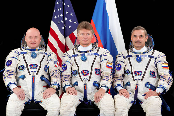 One-Year Crew Set for Launch to Space Station