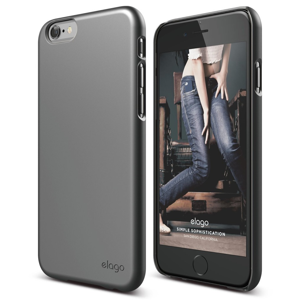 The Elago Slimfit2 is an appealing minimalist box for iPhone 6