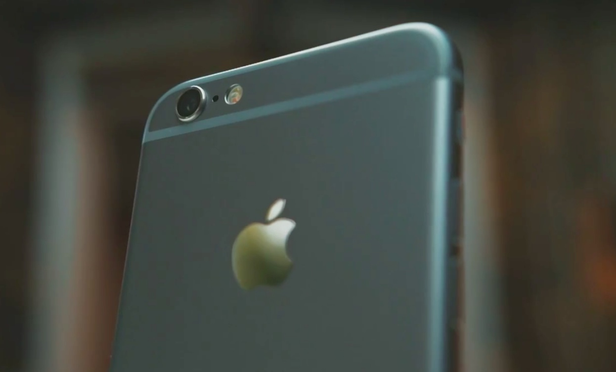Partially fabricated iPhone 6 (Rozetked 003)