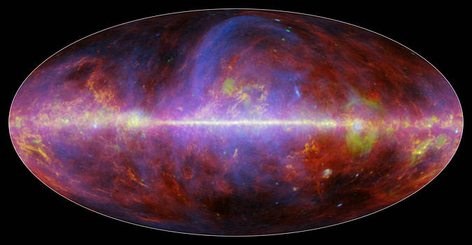 Planck Mission Further Explores a History of Our Universe