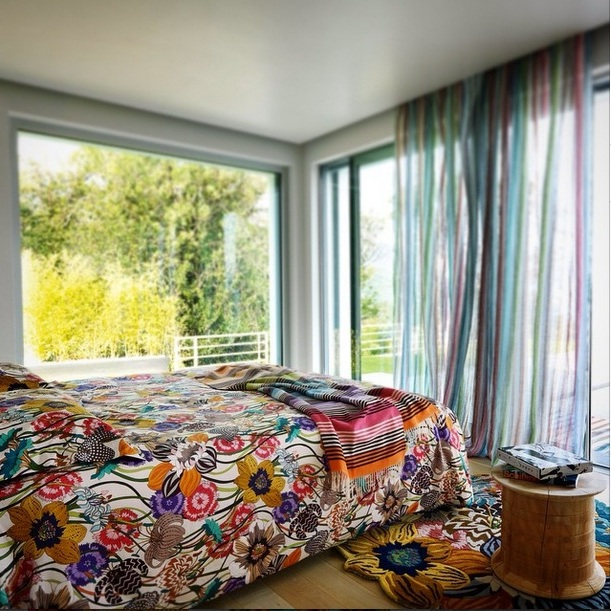 We Are Loving Missoni Home's New Spring 2015 Collection